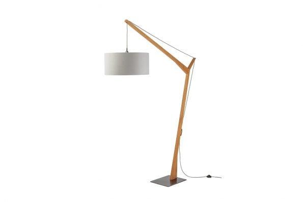 Lampe Krunekraan in schräger Seitenansicht