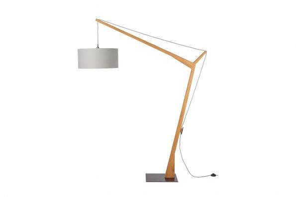 Lampe Krunekraan in der Seitenansicht