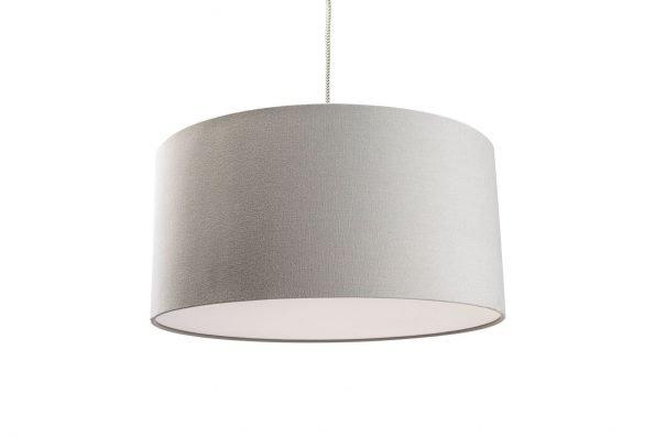 Detailfoto des Lampenschirms der Lampe Krunekraan