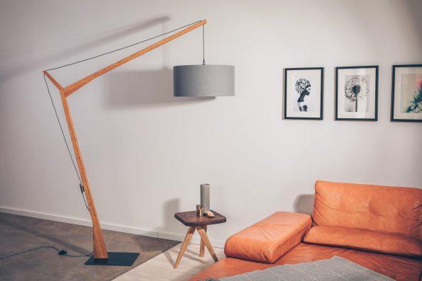 Stehlampe Krunekraan