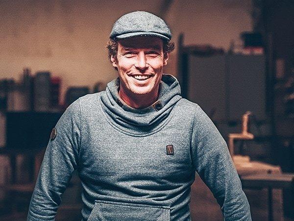 Tischler mit Herzblut: Lars Wilmer von Herr Lars