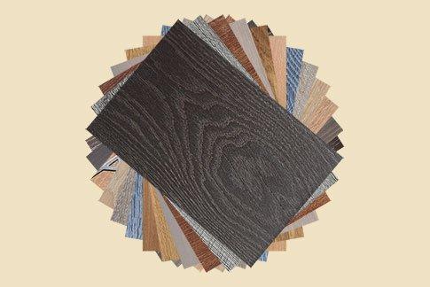 Holzoberflächen