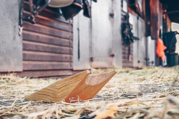 Stiefelknecht Peerkopp aus Holz