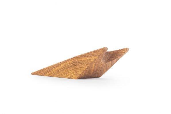 moderner Stiefelknecht aus Holz Peerkopp