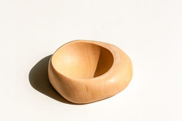 Servierschale aus Holz DIPFELE
